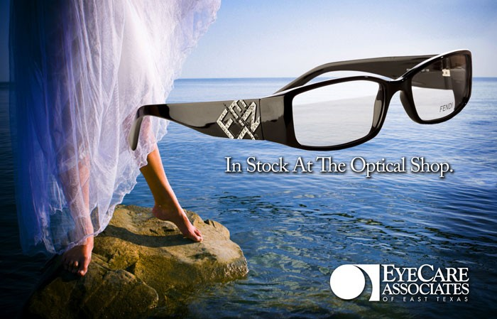 In stock at the optical shop.