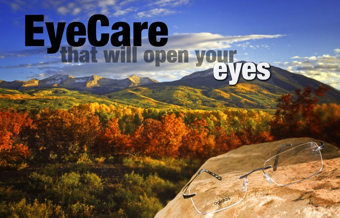 Eyecare that will open your eyes